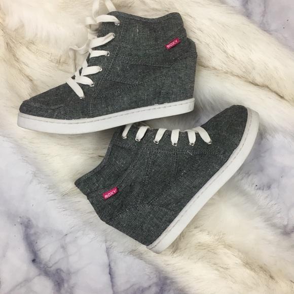 320 Euc Alexa Wedge Sneaker 85   Poshmark